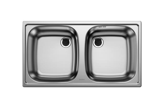 Korito sudopera - Blanco Top ED8x4 - Inox - 780x435 - 501073