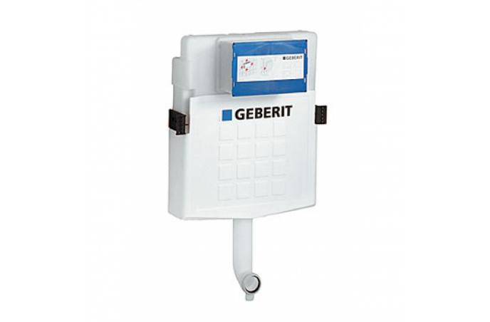 Geberit ugradni vodokotlić-podna wc-šolja   - 109.300.00.5