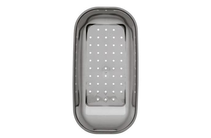 Blanco - Višenamenska posudica za sudopere od plastike-Siva - 214443