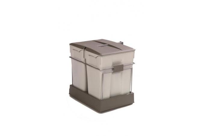 """Sistemi za sortiranje odpadaka Lož Alveus - """"Albio 40""""  2 x 30lit. 1090338"""